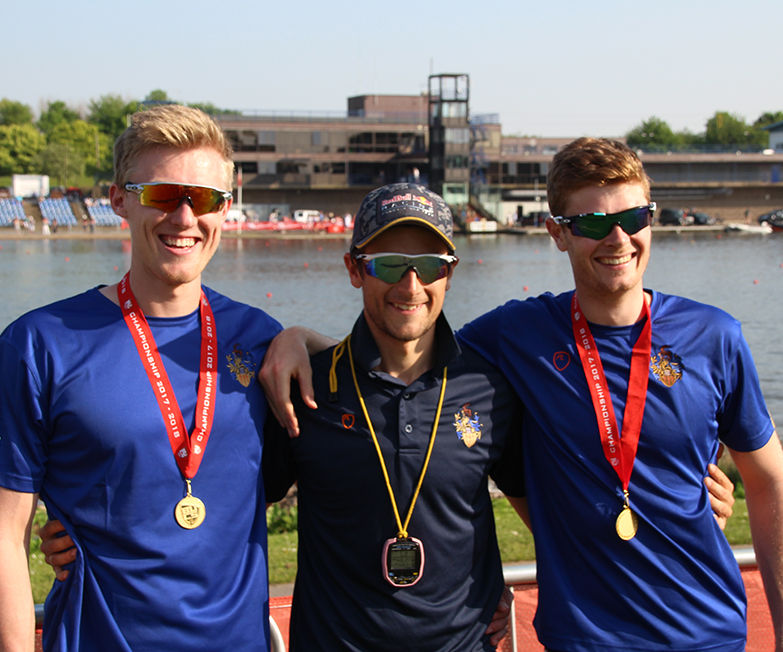 Boat Club Win Gold At BUCS Regatta