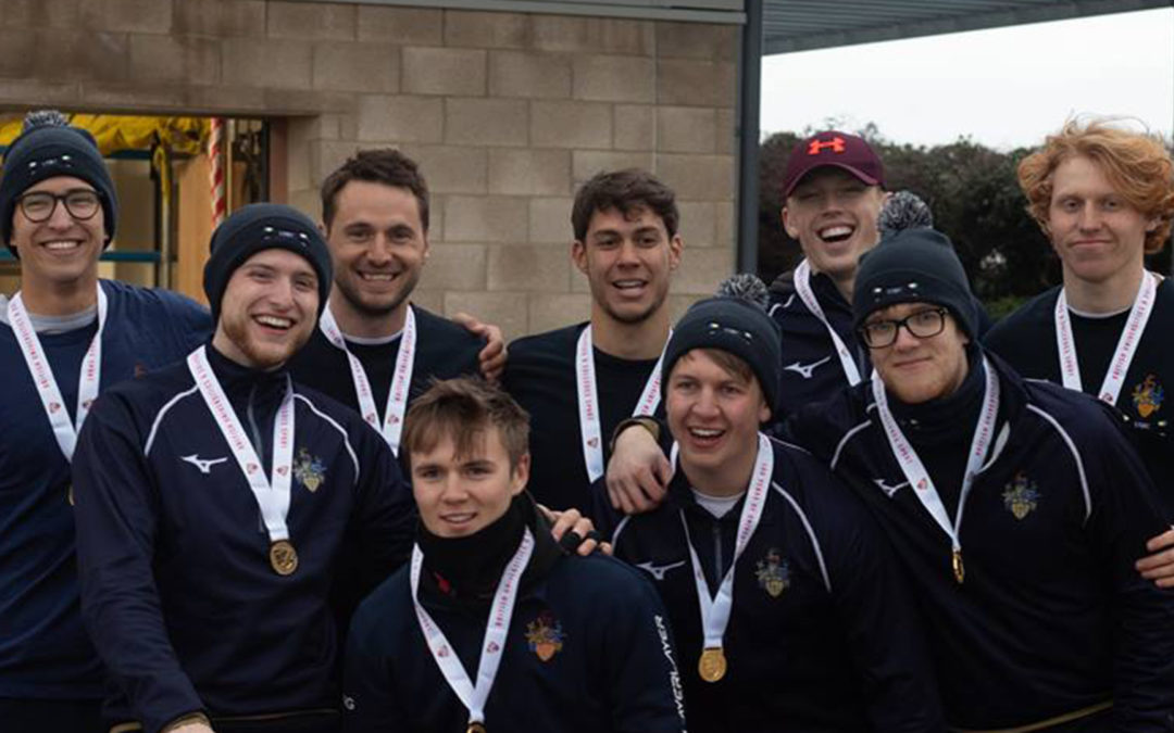 Boat Club Reign Victorious at BUCS Head