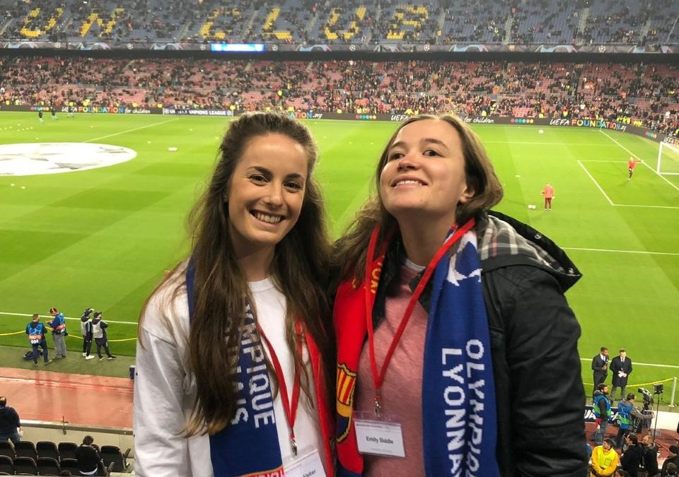 Santander Universities Barcelona Trip March 2019