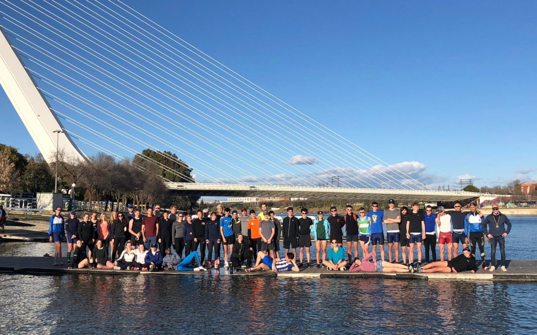 USBC Head To BUCS Regatta