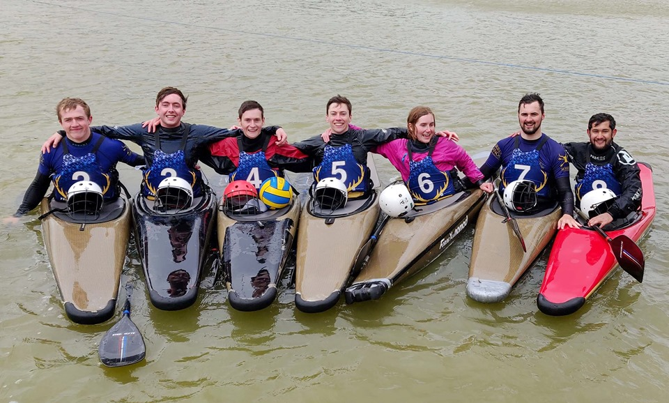Canoe Club Float Up The Rankings To Secure Top 10 BUCS Result