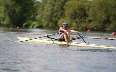 USBC's Maile Wedgwood – Henley Women's Regatta