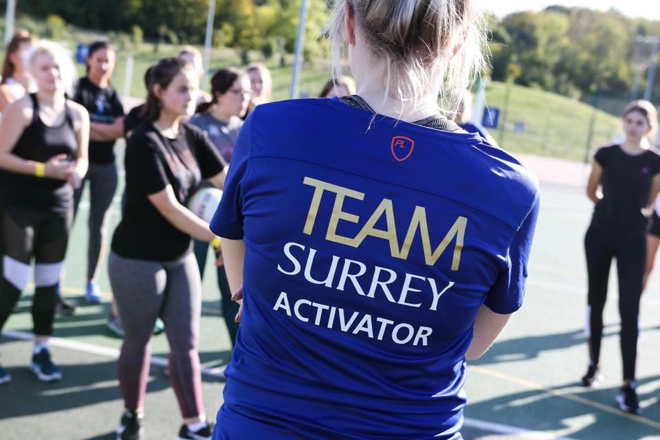 Welcome Week updates from Team Surrey!