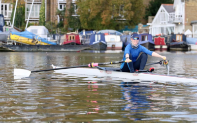 Double success for University of Surrey Boat Club at national event!