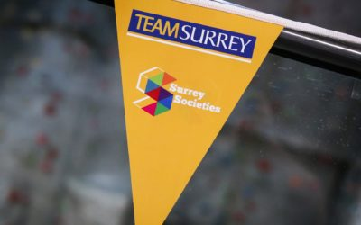 Catch up on our Team Surrey Welcome Week Q&A!