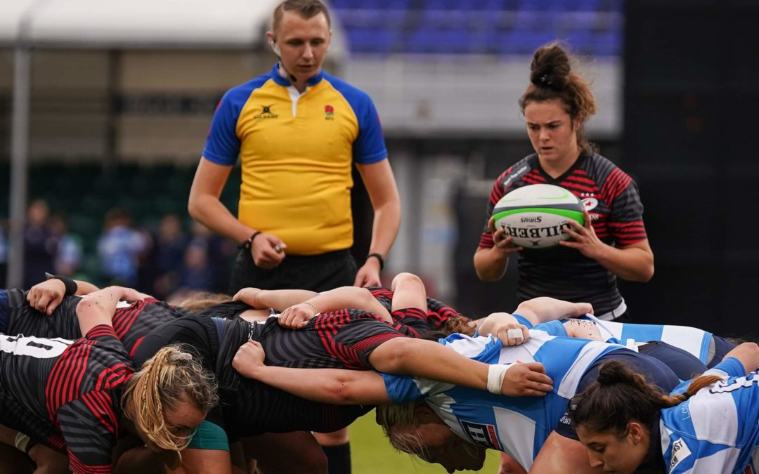 Scholars Q&A: We hear from rugby player Eloise Hayward!