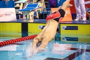 Scholars Q&A: We hear from swimmer Sam Neeld!