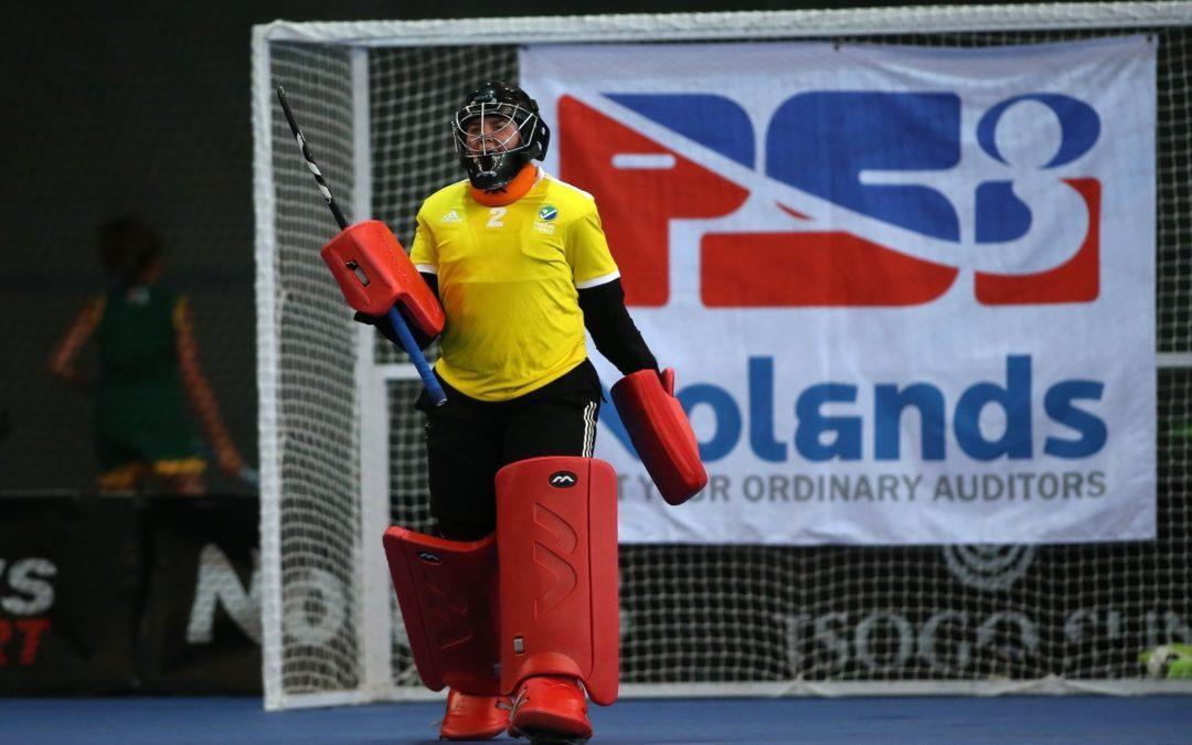 Scholars Q&A: We hear from hockey goalkeeper Millie Regan!