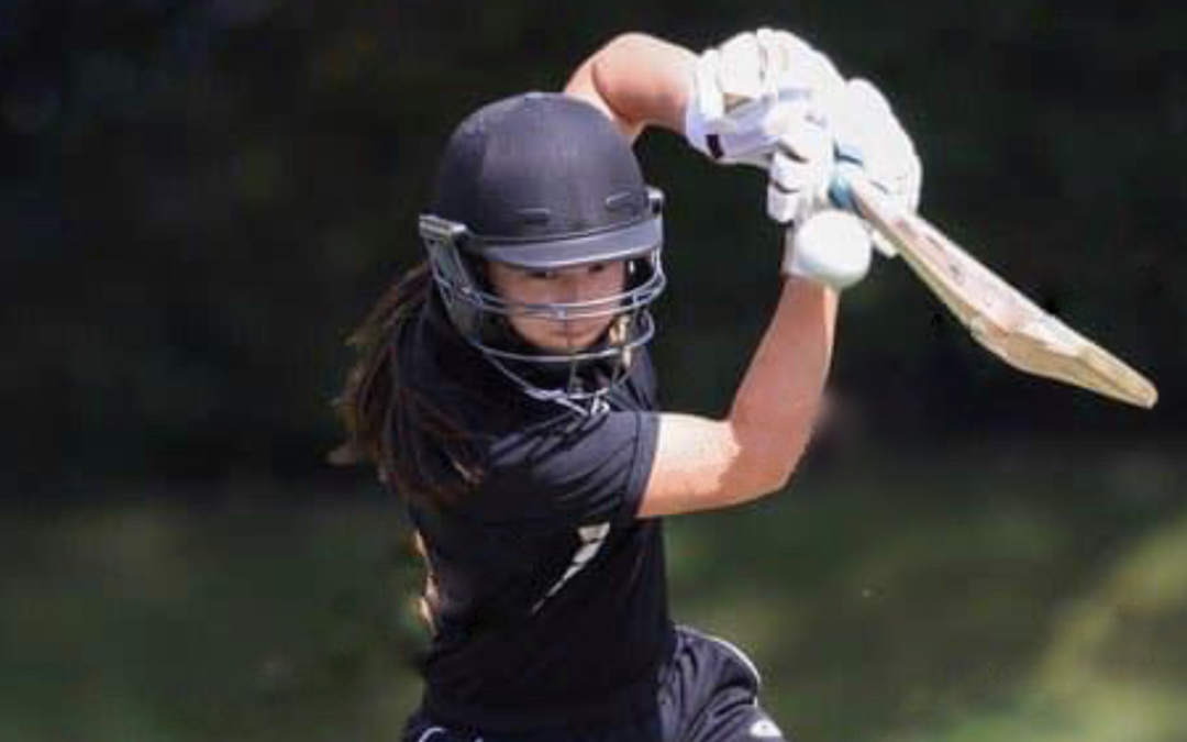 Scholars Q&A: We hear from cricketer Ella Wadey!