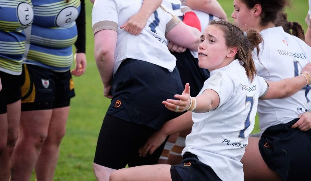 Scholars Q&A: We hear from rugby player Ellie Miles!