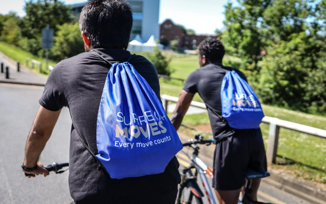 SurreyMoves+ Newsletter: Issue Two