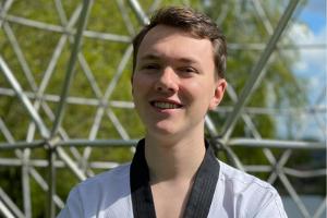 Scholars Q&A: We hear from Taekwondo scholar Ben Whitfield!