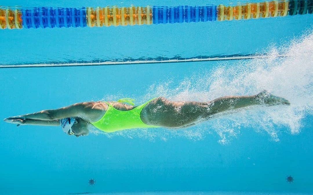 Scholars Q&A: We hear from swimmer Tegan Drew!