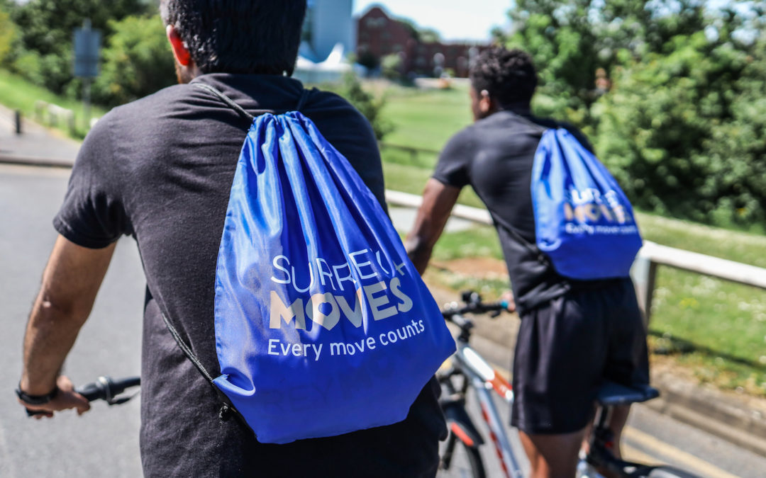 SurreyMoves+ to host cycling pop-up event at Surrey Sports Park!