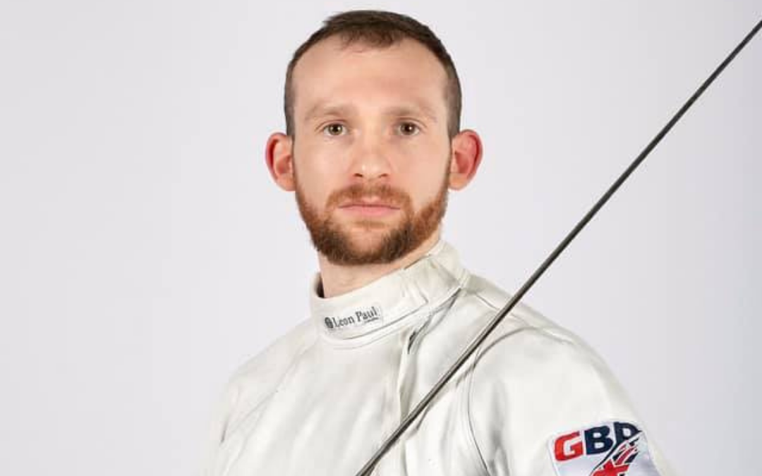 Scholars Q&A: We hear from fencer George Morris!