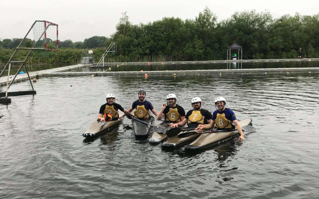 Canoe Club seal impressive BUCS result in Nottingham!