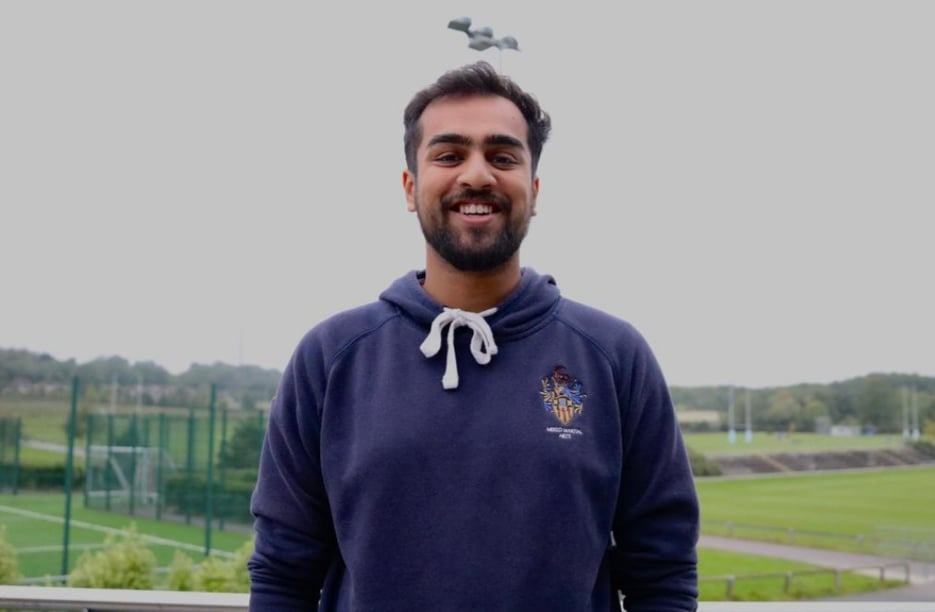 World Mental Health Day 2021: Ricky Patel on the benefits of sport on mental wellbeng