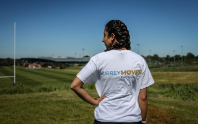 SurreyMoves+ Newsletter: Celebrating our first birthday!